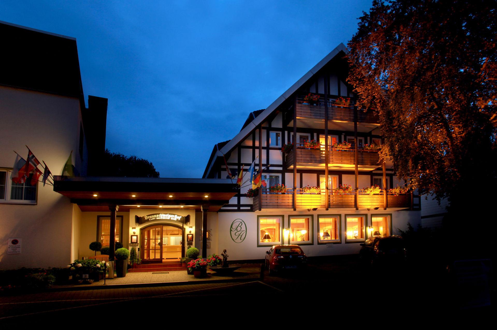 Hotel**** Braunschweiger Hof Bad Harzburg Romantik Hotels