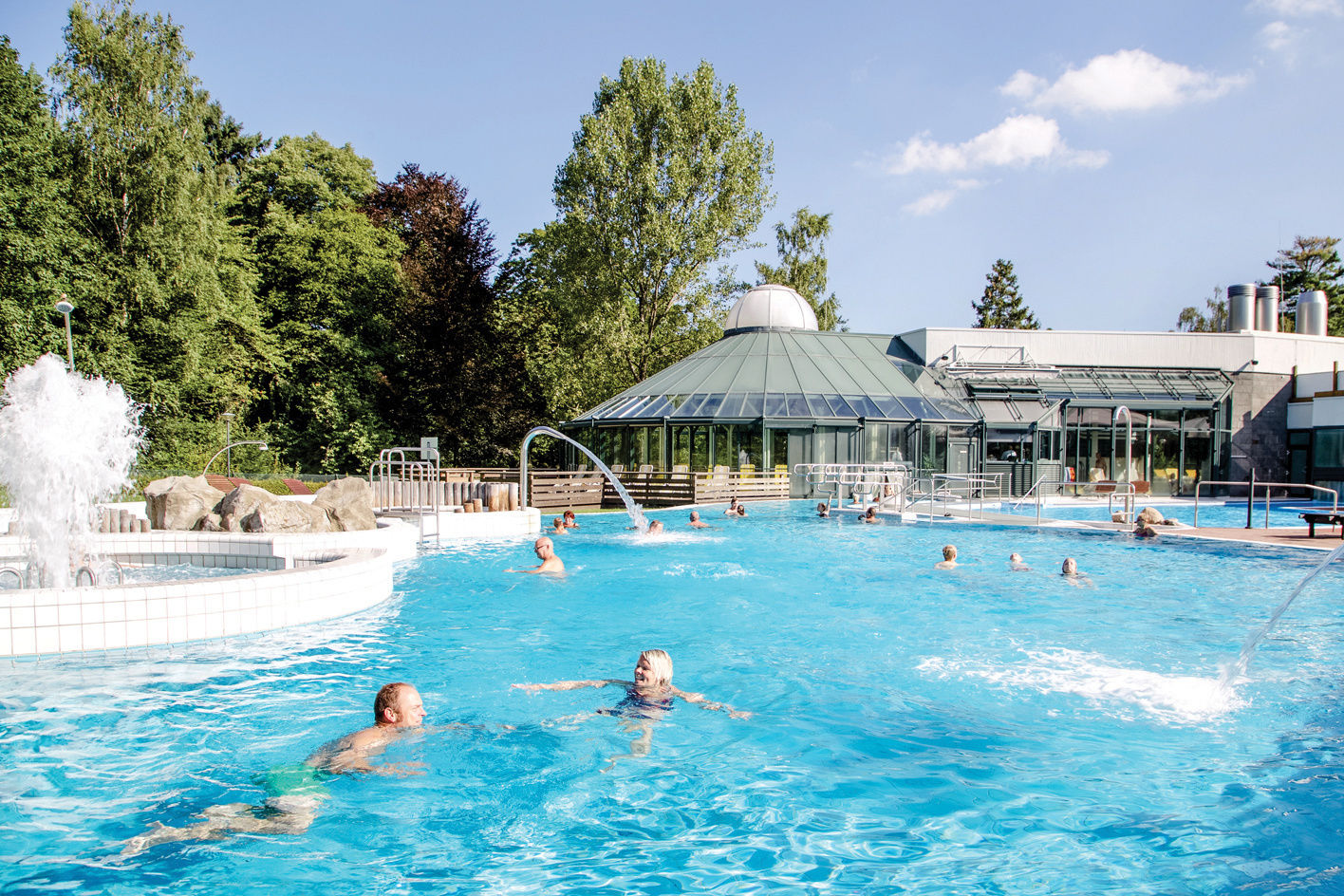 Bad Harzburg Sole Therme Hotel
