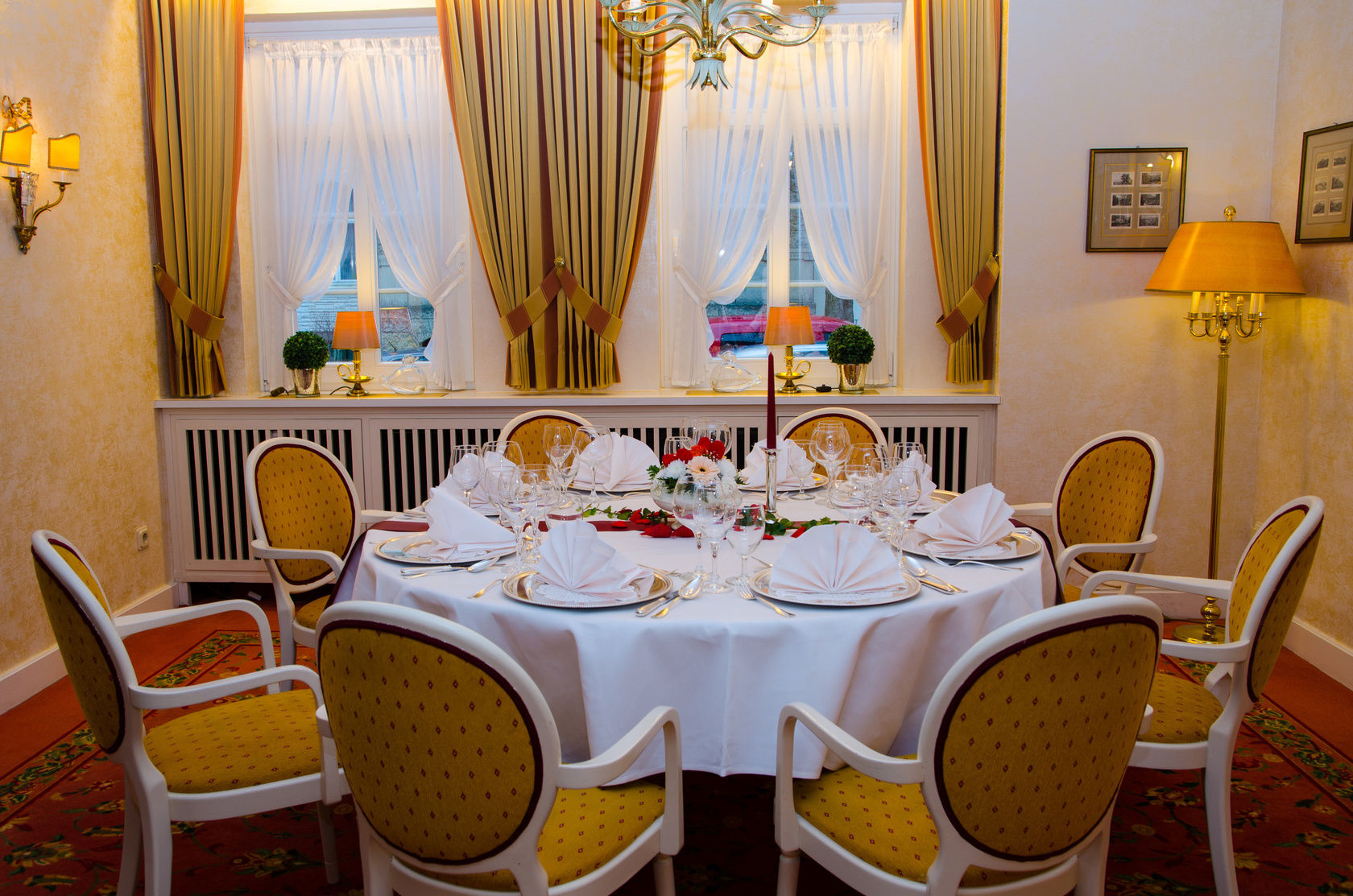 We Would Be Happy To Pamper You In Our Blankenburger Room With Tasty Dishes From Standard Menu Card Small Meals And Typical Tidbits Of Harz Are Also